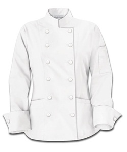 Traditional Women's Chef Jacket Style #83113