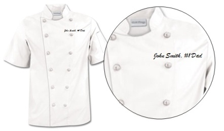 Father's Day Chef Jacket