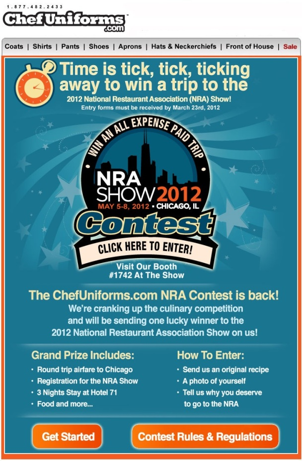 NRA Contest Reminder