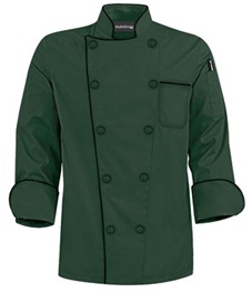 Green Chef Coat