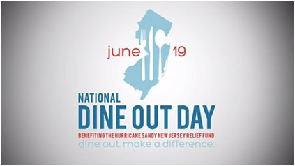 National Dine Out Day