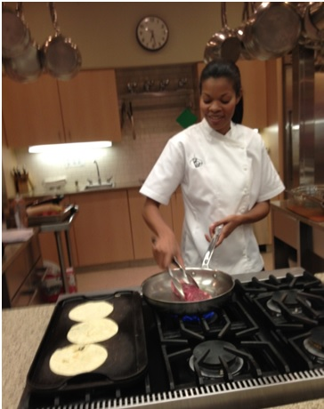 Chef Barbie Marshall