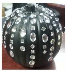 Bling Pumpkin