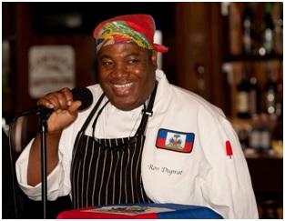 Chef Ron Duprat