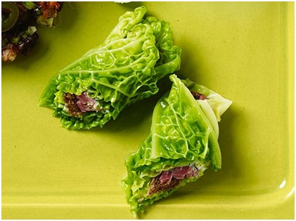 Corned-Beef-And-Cabbage Rolls