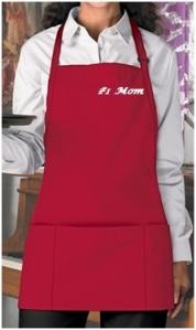 Chefuniforms.com Bib Apron