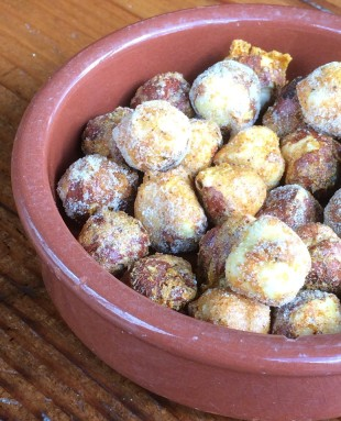 Chef Jenn Louis' Candied Hazelnuts from Sunshine Tavern