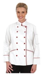 Chefuniforms Women's Chef Coat