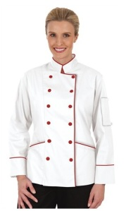 Chefuniforms Women's Chef Coat