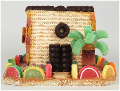 Make Your Own Matzah House