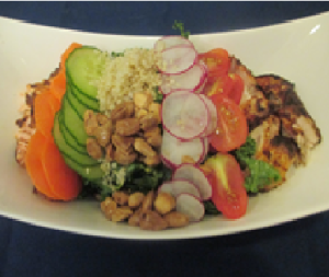 Jason Connelly Super Food Kale Salad on Chefuniforms.com's Blog