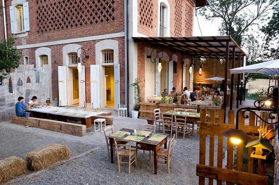 Cà Shin Bologna Italy found on blog.chefuniforms.com