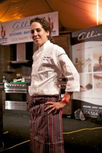 Chef Robyn Almodovar, Chefuniforms.com Chef of the Month for September found on blog.chefuniforms.com