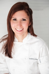 Executive Pastry Chef Andrea Litvin - Chefuniforms.com October Chef of the Month