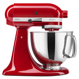 KitchenAid Mixer - Charlise Johnson's Must Have Kitchen Tool found on blog.chefuniforms.com