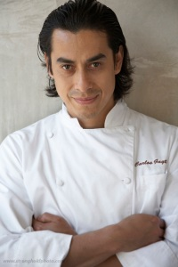 Chefuniforms.com December Chef of the Month - Chef Carlos Gaytan featured on blog.chefuniforms.com
