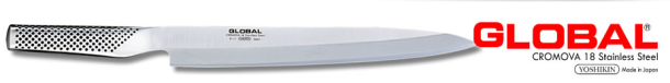 Chef Lisa Nakamura Must Have Kitchen Tool - Global Kitchen Knives
