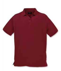 Pantone Color for 2015 - Marsala - Chefuniforms Style BR8540 - Wine