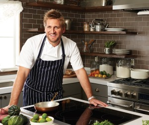 Chef Curtis Stone drawing Inspiration from his Grandma