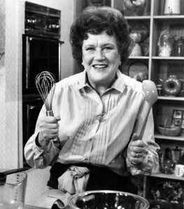 Women - Changing the Culinary Industry_Julia Child