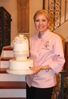 Chefuniforms.com September 2015 Chef of the Month - Baker Luisa Millan
