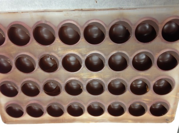 Chef Maura Metheny's Chocolatier Process - Norman Love Confections