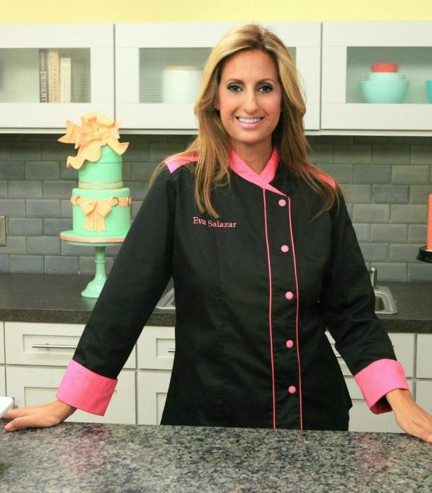 Chefuniforms.com November 2015 Chef of the Month - Cake Designer Eva Salazar