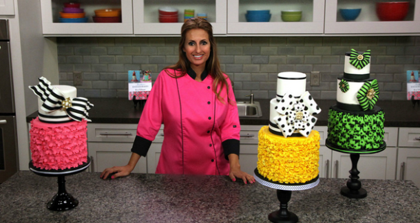 Chefuniforms.com November 2015 Chef of the Month - Cake Designer Eva Salazar