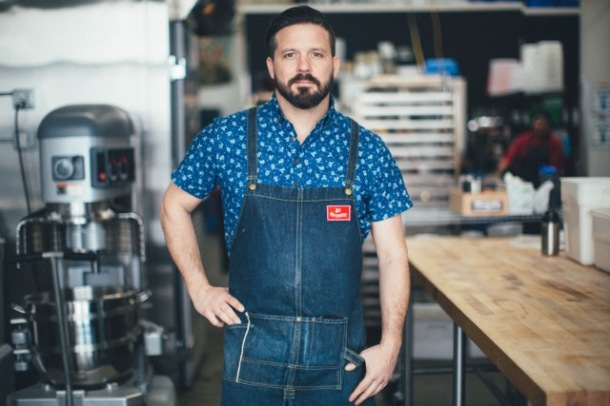 Chefuniforms.com December 2015 Chef of the Month - William Werner, Chef/Partner Craftsman and Wolves