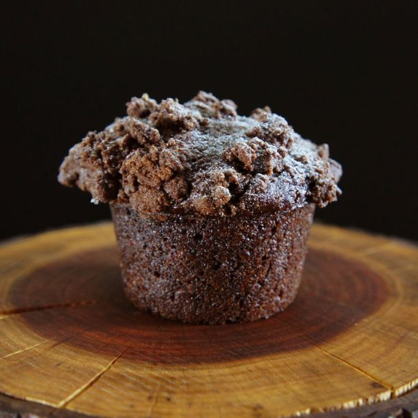Chef William Werner's Cocoa Carrot Muffin - Top 10 Pastry Chef Dessert