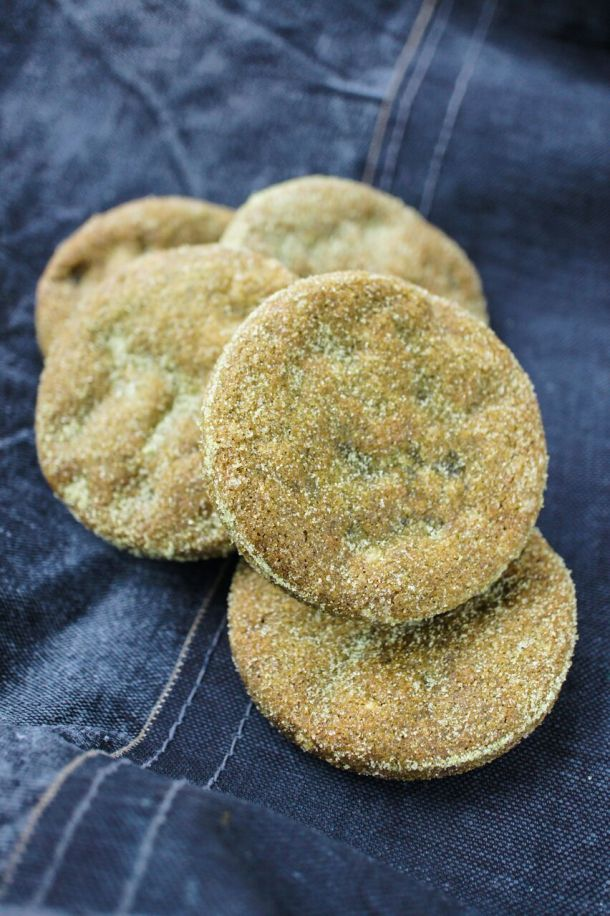 William Werner Matcha Snickerdoodle - Chefuniforms.com Dec. 2015 Chef of the Month