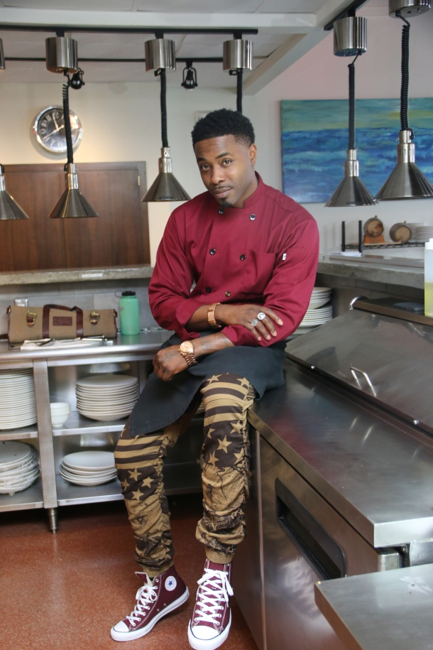 Jacoby Ponder - Chefuniforms.com February Chef of the Month_2016