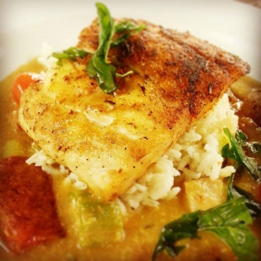Chef Ponder's Georgia Style Gumbo With Seared Blacken Red Snapper Recipe.jpg