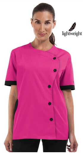 Women's Traditional Fit S-Shaped Chef Coat