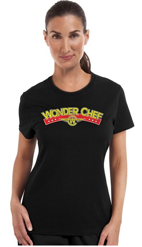 Women's Attitude Chef Women's T-Shirt - Wonder Chef