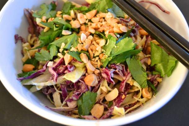 Asian Pear Slaw Image