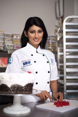 Chef Michelle 3 bakerytreatz