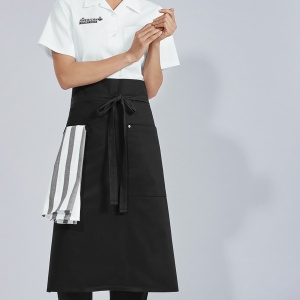 Industry Line Unisex Bistro Apron with Grommets